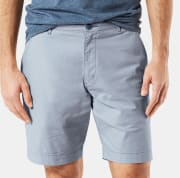 """Dockers Men's DuraFlex Lite Straight-Fit Stretch Moisture-Wicking 9"""" Chino Shorts for $15 + pickup at Macy's"""