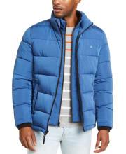 Calvin Klein Men's Full-Zip Puffer Coat for $68 + free shipping
