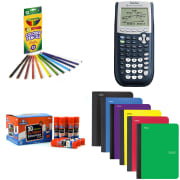 Walmart School Supply Rollbacks: Discounts on over 300 products + free shipping w/ $35