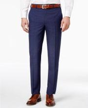 Lauren Ralph Lauren Men's Solid Ultraflex Classic-Fit Dress Pants for $35 + pickup at Macy's
