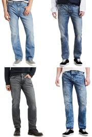 Levi's Men's Clearance Jeans at Macy's from $23 + pickup at Macy's
