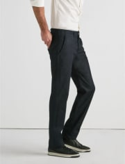 Lucky Brand Men's Denim Chinos for $35 + free shipping