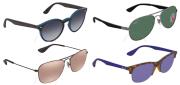 Ray-Ban Sunglasses at Jomashop: Up to 66% off + coupon + free shipping