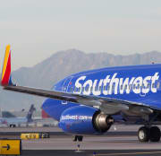 Southwest Airlines Nationwide Fares from $40 1-Way