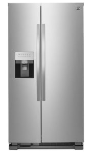 Kenmore 25-Cu. Ft. Side-by-Side Refrigerator for $850 + free shipping