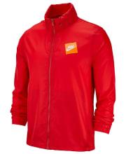 Nike Men's Logo Hooded Jacket for $38 + pickup at Macy's