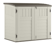 Suncast 34-Cu. Ft. Resin Horizontal Utility Shed for $249 + free shipping
