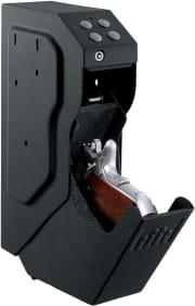 GunVault SpeedVault Digital Keypad Handgun Safe for $72 + free shipping