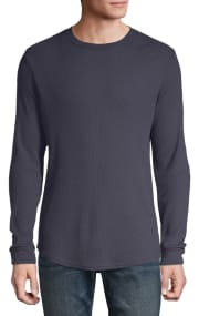 Arizona Men's Thermal Top for $2 + free shipping w/ $49