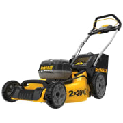 "DeWalt 20V 20"" 5Ah 3-in-1 Lawn Mower for $320 + free shipping"