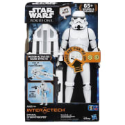 Hasbro Star Wars Interactech Imperial Stormtrooper Figure for $8 + $5.99 s&h