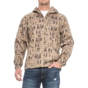 Sierra Trading Post offers the Columbia Men's Flash Forward Windbreaker in several colors (British Tan Print pictured) for $15 plus $5.95 for shipping. That's $11 under our Black Friday week mention and the lowest price we could find by $30