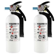 Kidde 5-B:C 3-lb. Disposable Marine / Auto Fire Extinguisher 2-Pack for $21 + pickup at Walmart