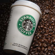 Starbucks Tall Brewed Coffee: free for front-line responders