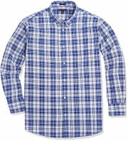Crafted Collar via Amazon discounts a selection of its Crafted Collar men's button-down shirts, with prices starting from $9.99. Plus, Prime members bag free shipping on all orders