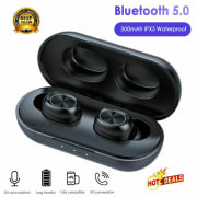 True Wireless Bluetooth 5.0 Earbuds from $9 + free shipping