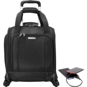 Samsonite Spinner Underseat USB Carry-On w/ Battery Pack for $52 w/ $6 in Rakuten points + free shipping