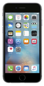 Verizon offers the Apple iPhone 6s 32GB Smartphone for Verizon in all four colors (Space Gray pictured) for free with the purchase of a new line. Plus, free shipping applies