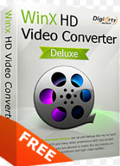 WinX HD Video Converter Deluxe for PC and Mac for free + download