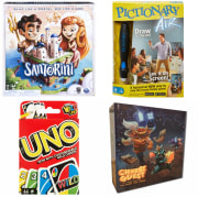 Family Board Games at Walmart: Up to 50% off + free shipping w/ $35