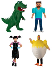 Target takes up to 20% off a selection of Halloween costumes and accessories. Opt for in-store pickup where available to avoid shipping fees, which start at $5.99, or get free shipping with orders of $35 or more
