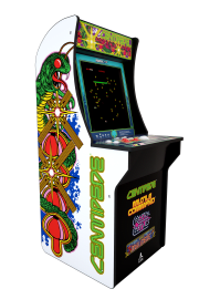Arcade1UP Centipede 4-Foot Arcade Machine for $175 + free shipping