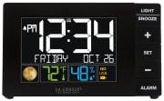 La Crosse Technology Color Alarm Clock for $27 + pickup at Walmart