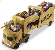 Walmart offers the Hot Wheels Marvel Comics Groot Hauler Vehicle for $7.97. (Amazon charges the same.) Opt for in-store pickup to avoid the $5.99 shipping charge