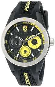 Ashford takes up to 68% off a selection of Ferrari men's and women's watches, with prices starting from $49. Plus, all orders receive free shipping