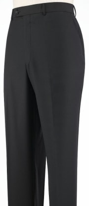 Jos. A. Bank Men's Traveler Collection Tailored Fit Flat Front Dress Pants for $15 + free shipping