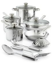 Tools of the Trade 13-Piece Cookware Set for $30 + free shipping