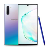 Samsung Galaxy Note10 or Note10+ Smartphone: Up to $600 off w/ trade-in + free shipping