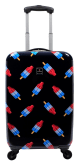 "Tag Gallery 20"" Hardside Carry-On Spinner Suitcase for $40 + pickup at Macy's"