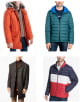 Coats & Jackets at Macy's: Up to 80% off + free shipping w/ $75