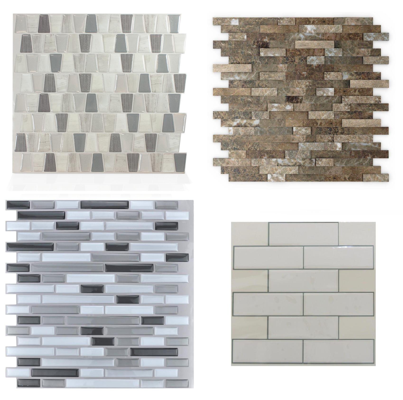 - Home Depot Takes 15% Off Peel And Stick Backsplash Tiles Via