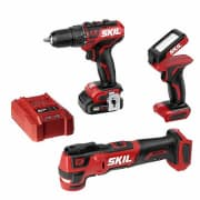 Skil 3-Tool Combo Kit. That's $5 under our previous mention and the lowest price we could find by $82.