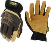 Mechanix Wear DuraHide FastFit Leather Work Gloves. It's the best price we could find by $10.