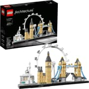 LEGO Architecture London Skyline Set. That's a low by $2, although most sellers charge $40.