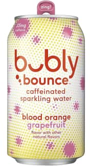 bubly Bounce 12-oz. Caffeinated Sparkling Water 18-Pack. That's $3 off and the best price we could find for this quantity in any flavor by $9.
