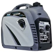 Pulsar 2,300W Portable Gasoline Inverter Generator. That's $49 under what you'd pay at Amazon.