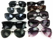 8 Pairs of Name Brand Sunglasses. At just under $2 per pair, that's the perfect deal if you're that person who's always losing their sunglasses.