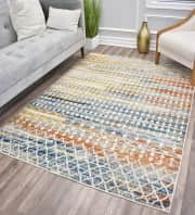CosmoLiving Manhattan Collection 5x7-Foot Area Rug. It's the lowest in-stock price we could find by $62.