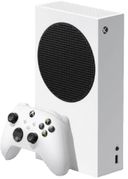 Microsoft Xbox Series S 512GB SSD All Digital Console. This is list price, but it's a rare sighting of a new-gen console in stock (although, as always, it could vanish immediately).