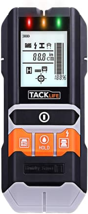"Tacklife 5-in-1 Multi-Functional Stud Finder. Apply coupon code ""2XZG2Z3E"" to save $24 off list price."