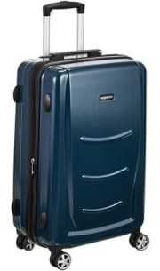 AmazonBasics Luggage at Woot. Save on a range of options, marked up to 60% off, with prices starting from $17.