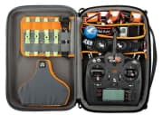 Lowepro QuadGuard TX Case. That's the best shipped price we could find by $6, and $50 less than Lowepro direct charges.