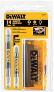 DeWalt 14-Piece Drive Guide Bit Set. You'd pay over $10 elsewhere.