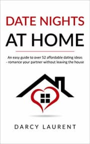 """Date Nights at Home"" Kindle eBook. Save $3 off the digital list price."