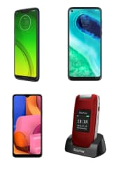 Unlocked Phones at Amazon Warehouse. Save on a range of cheap options as well as titans like the Samsung Galaxy 20, Google Pixel 4 XL, and OnePlus 8.