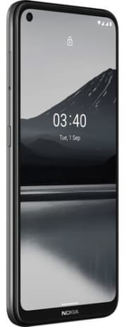 Unlocked Nokia 3.4 64GB Smartphone. It's the lowest price we could find by $24.